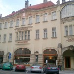 Our hotel in Hradec Kralove